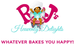 R.J.'s Heavenly Delights logo